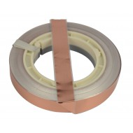 AUDIOPHONY BM-Cu50 Cinta de cobre 50m 18x0,1mm para bucle magnético