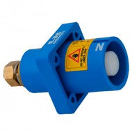 POWER LINK HEMBRA CHASIS NEUTRO AZUL (NEW)