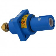 POWER LINK MACHO CHASIS NEUTRO AZUL (NEW)