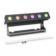 CAMEO BARRA LED PIXBAR 500 PRO 6 LED x 12W RGBWA+UV