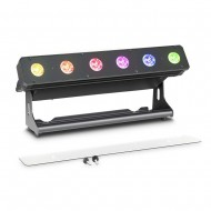 CAMEO BARRA LED PIXBAR 500 PRO 6 LED x 12W RGBWA+UV