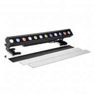 CAMEO BARRA LED RGBWA+UV 12 LED x 12W con RDM