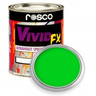 "PINTURA FLUORESCENTE ""VIVID FX"" ELECTRIC GREEN 0,96 L"