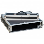 JV CASE FLIGHTCASE RACK 2 Unidades rack 19""