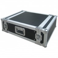 JV CASE FLIGHTCASE RACK 4 Unidades rack 19""