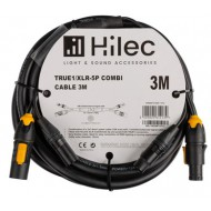 HILEC CABLE COMBI TRUE1/XLR-5P 3 m