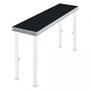 CONTEST PLTS-2x0,5 tarima de 2x0,5m Superficie antiderrapante 750kg/m2
