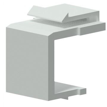 PROCAB TAPA para VDK-10-S Keystone color blanco