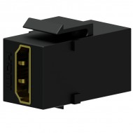 PROCAB Conector HDMI - HDMI color negro KEYSTONE