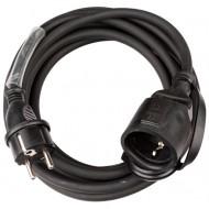 HILEC CABLE SCHUKO-SCHUKO H07RN-F 5m 3x1,5 mm²