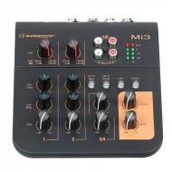 AUDIOPHONY MI3 MESA 3 CANALES 2 MIC 1 ESTERERO
