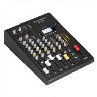 AUDIOPHONY MPX6 MESA 6 CH + COMPRESOR + EFECTOS + USB/SD/BT
