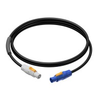 PROCAB CABLE POWERCON AZUL-POWERCON GRIS DE 3 m