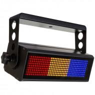 BRITEQ BT-MAGICFLASH RGB 324 LED RGB con 3 segmentos