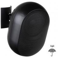 AUDIOPHONY JAVA315b Pareja altavoz iP55 100V 7,5/15W 16 Ohm color negro