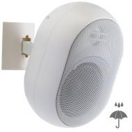 AUDIOPHONY JAVA315w Pareja altavoz IP55 100V 7,5/15W 16 Ohm color blanco