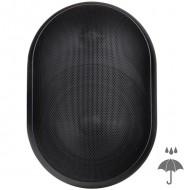 AUDIOPHONY JAVA530b Pareja altavoz IP55 100V, 15/30W 16 Ohm color negro