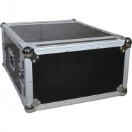 "TRITON FLIGHTCASE ESTANDAR 19"" 6U FONDO 520 mm"