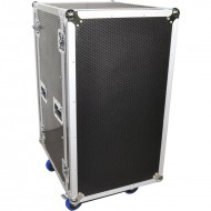 "TRITON FLIGHTCASE ESTANDAR 19"" 20U FONDO 520 mm"