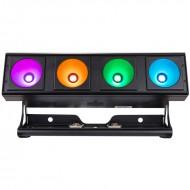 BRITEQ Powerpixel4-RGB Barra LED 4 x 30W RGB