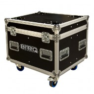 JV Case Flightcase para 4 cabezas BT-ORBIT