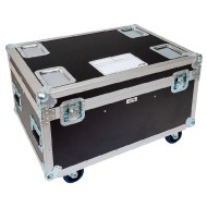 FLIGHTCASE PARA 3 CEGADORAS LED IP65