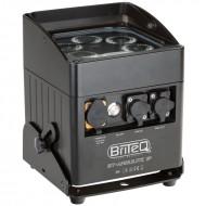 BRITEQ BT-AKKULITE IP RGBWA 6 LED 10W Bateria