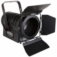 BRITEQ BT-THEATRE 60FC RGBW PC LED Teatro incluye visera, cuerpo negro