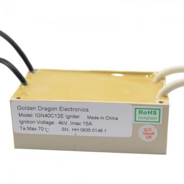 TRITON IGNITOR ELECTRONICO SERIE V-1200 IGN40C12E