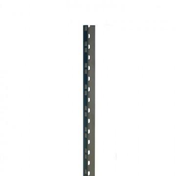 PERFIL DE RACK SIMPLE BARRA DE 2 m