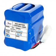 Batería original Life-Point para AED PRO AEDPROFILE 12v 4,5Ah