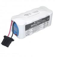 Batería original NIHON KOHDEN X-065 para Cardiolife 12V 3Ah