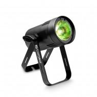CAMEO Q-SPOT 15 RGBW FOCO COMPACTO LED NEGRO