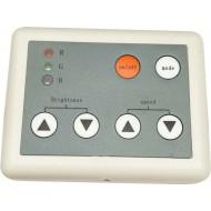 CONTROL PR RGB + MANDO de 5, 12 ó 24V