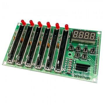 TRITON PCB potenciometros para dimmer DM620 Triton-Blue