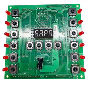 TRITON PCB PROCESADOR PARA DIMMER DM1225
