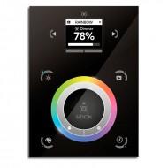 UNIVERSAL PANEL TACTIL 1024 CH.Ethernet, multizona, pantalla color 500 escenas 10 zonas