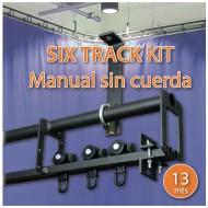DOUGHTY KIT SIX TRACK 13 m, apertura manual