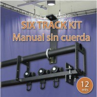 DOUGHTY KIT SIX TRACK 12 m, apertura manual