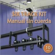 DOUGHTY KIT SIX TRACK 10 m, apertura manual