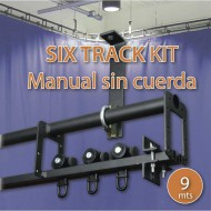 DOUGHTY KIT SIX TRACK 9 m, apertura manual