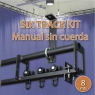 DOUGHTY KIT SIX TRACK 8 m, apertura manual