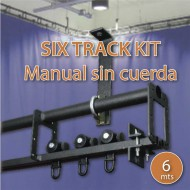 DOUGHTY KIT SIX TRACK 6 m, apertura manual