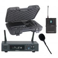 AUDIOPHONY PACK-UHF410-Lava-F5 RECEPTOR UHF T.DIV.+PETACA+MICRO LAVALIER+ESTUCHE 500MHz