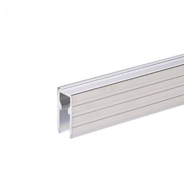 PERFIL PARA DIVISIONES 9.5 mm (Precio por metro lineal)