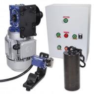SilujTEX Kit Motor 1/2 CV con cuadro de control (Vel. Variable)