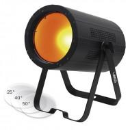 LEDj PROYECTOR PAR LED 150W COB RGBA 80º + 50º, 40º y 25º