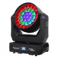 ELUMEN8 CABEZA MOVIL WASH LED 37 x 15W RGBW Zoom 10º a 60º Kudos CM 600ZS