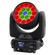 ELUMEN8 CABEZA MOVIL WASH 19 LED x 12W Zoom 6º a 50º Fusion 260ZR