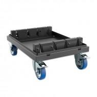 ADMIRAL Carro transporte placas base 100 x 100 cm x 10 mm